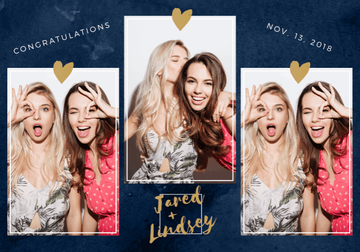 Philly Photo Booths Print layouts